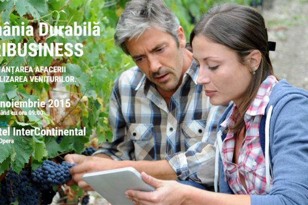 antet agricultura 2015 - romania durabila