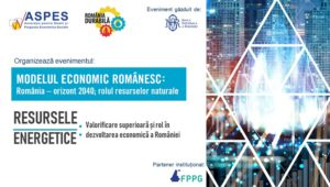 eveniment modelul economic romanesc - romania 2040