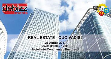 real estate quo vadis 2017 - romania durabila