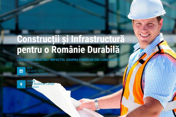romania durabila - constructii iunie 2015