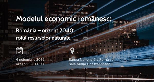 modelul economic arhiva 2019 - romania durabila