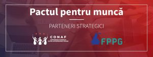 BANNER PARTENERI webinar pactul pentru munca - romania durabila