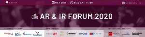banner arir forum - romania durabila