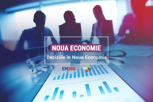 deciziile in noua economie mai - romania durabila