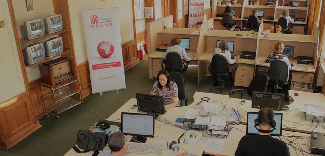 Rador, agenția de presă a Radio România, la 30 de ani