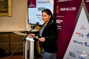 Amani Korayeim Director EMEA Sales Product Development Institutional Investor - romania durabila