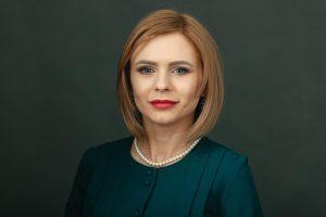 Daniela Șerban Președinte și Co-fondator ARIR - romania durabila