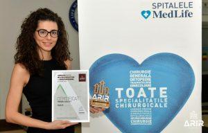 Alina Irinoiu Investor Relations Manager Medlife - romania durabila