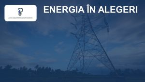 Banner post eveniment Energia in Alegeri - romania durabila