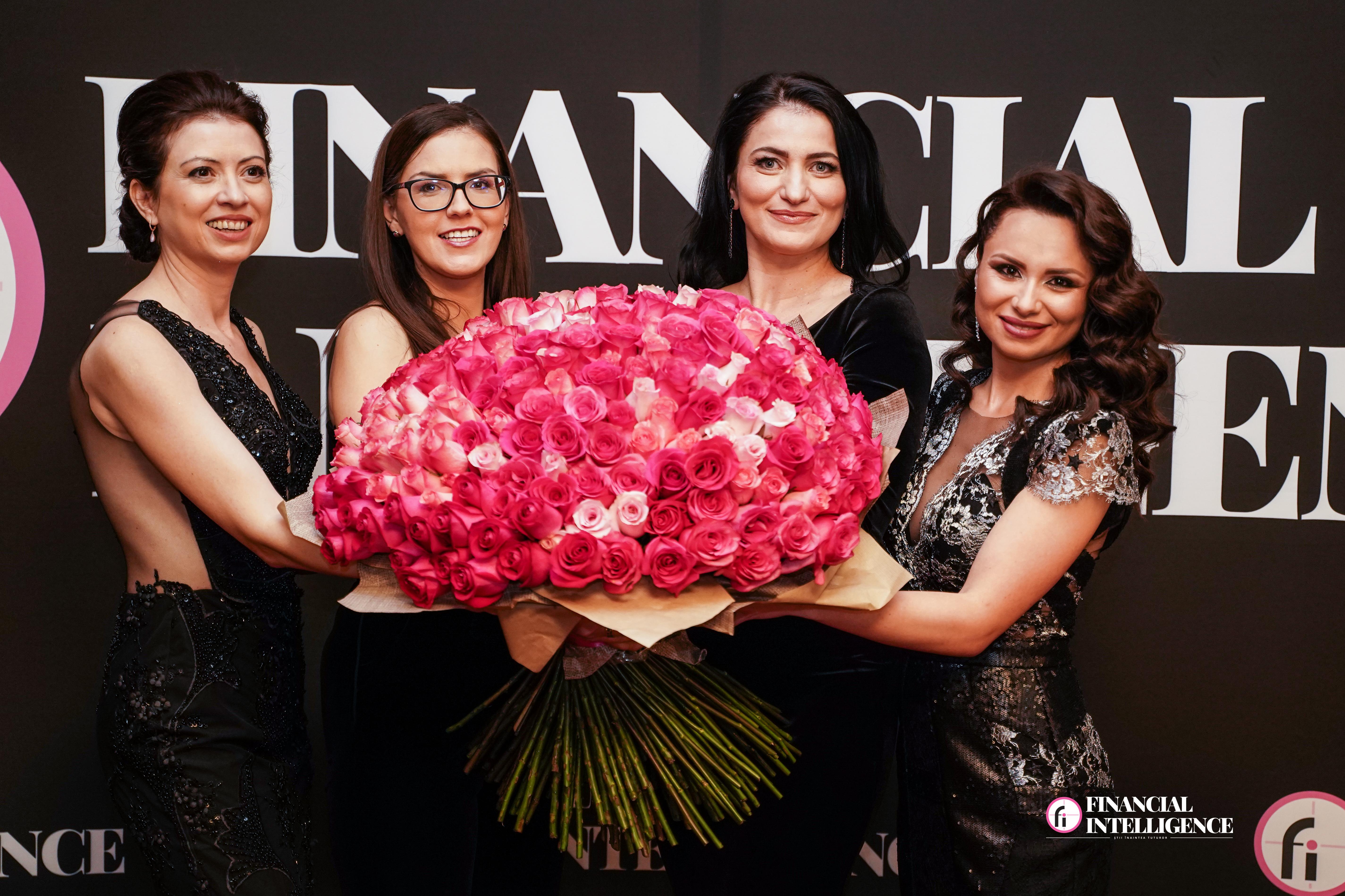2 ani de Financial Intelligence sărbătoriți în cadrul  GALEI FINANCIAL INTELLIGENCE AWARDS
