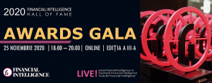 Gala Financial intelligence hall of fame - romania durabila