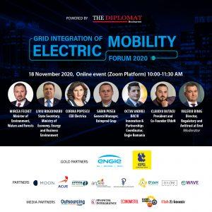 GRID INTEGRATION OF ELECTRIC MOBILITY FORUM 2020 - romania durabila