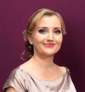 Ana-Maria Imbrea Vicepreședinte ARIR Director Departament Relații cu Investitorii și Relații Corporative ALRO - romania durabila