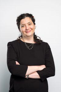 Daniela Secară Director General BT Capital Partners - romania durabila