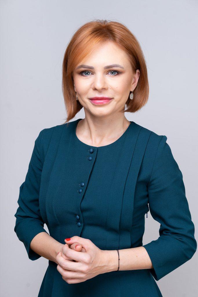 Daniela Serban Presedinte ARIR - romania durabila