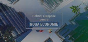 cover politici europene pentru noua economie social - romania durabila