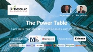 the power table eveniment bursa martie 2021 - romania durabila