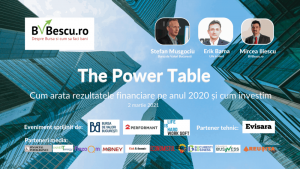 the power table martie 2021 - romania durabila
