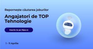 banner angajatori top tehnologie - romania durabila