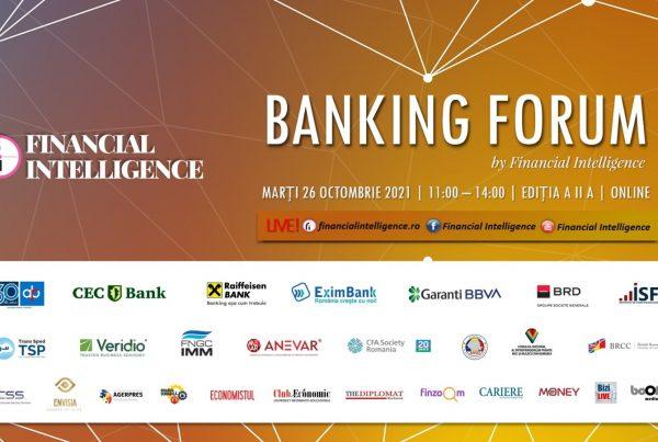 Vizual Banking Forum by Financial Intelligence - romania durabila